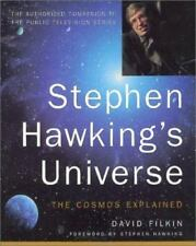 Art of Mentoring: Stephen Hawking's Universe : The Cosmos Explained by David...