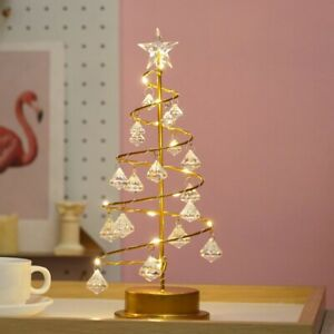 LED Christmas Tree Lights Twig Warm White Table Lamp Xmas Decorations UK Stock
