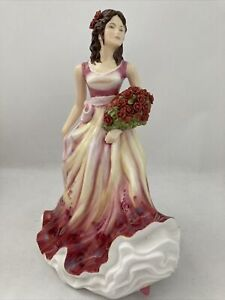 THE ENGLISH LADIES CO LADY OF THE YEAR 2012 FIGURINE / DOLL