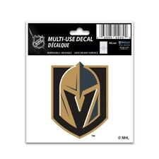 """VEGAS GOLDEN KNIGHTS 3""""X4"""" MULTI-USE DECAL PERFECT FOR CAR WINDOWS"""