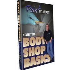 Kevin Tetz Paintucation Training Dvd Body Shop Basics - Dvd4