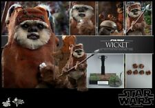Hot Toys 1/6 Wicket Small Sentinel Star Wars Episode VI Figure Model Toys MMS550
