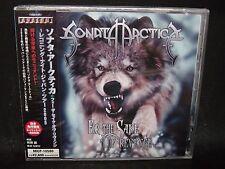 SONATA ARCTICA For The Sake Of Revenge (LIVE) + 1 JAPAN CD Requiem Silent Voices