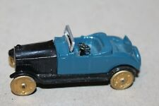 VERY NICE TOOTSIETOY 1920's BUICK RUMBLESEAT ROADSTER  by ACCUCAST