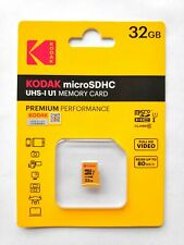 Genuine KODAK 32 64 128 Gb Micro SD SDHC memory card class 10 u1 u3 4k