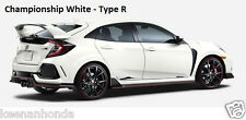 Genuine OEM Honda Civic Hatchback Chrome Lower Door Trim Garnish 2017 5dr Hatch