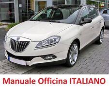 LANCIA DELTA MK3 Terza Serie 3° 2008/2014 Manuale Officina Riparazioni ITALIANO