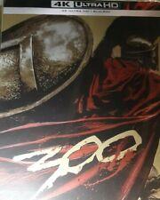 300 - 4K STEELBOOK EDITION (2 Blu-ray 4K Ultra HD + Blu-ray disc) Gerard Butler