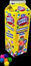 X2 454g carton dubble bubble refill money bank machine dispenser toy gum balls