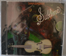 Simplemente Sublime - CD New! Free Shipping! Rare! Sealed! SAR