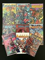 YOUNGBLOOD TEAM #1,2,3,4,5,6,7,9,10,12,13,14,16,18,20 IMAGE IND. PICK NM/MT 1993