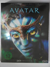 Avatar Blu-ray 3D/2D 2012
