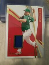 ZACK WHEELER ⭐ 2021 Immaculate Jersey Patch Relic /99 Non Auto PHILLIES MINT