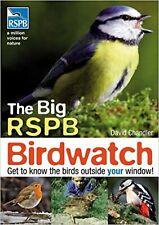 The RSPB Big Birdwatch, Very Good, David Chandler Book