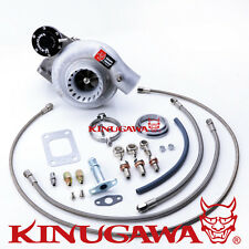 "Kinugawa Billet Turbo High Mount 3"" TD05H-20G Nissan TD42 Patrol 6cm T3 Safari"