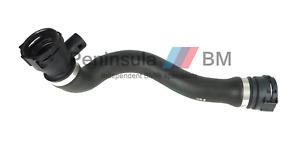 BMW Coolant Hose Radiator Lower M62TU X5 E53 4.4i 4.8is 17127509963 Genuine