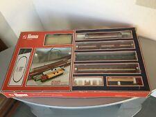 VINTAGE# RARE TRAIN TRENO LIMA SCARICA CLASSE SET SNCF MAIN UNLOADER#BOXED