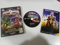 POWER RANGERS Mystic Force Desiderio Scuro DVD 3 Episodi English Italiano