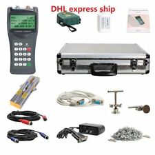DHL express TDS-100H-HM (DN50-700mm) Ultrasonic Flow Meter Flowmeter w/ Bracket
