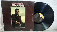 Jean-Luc Ponty LP Electric Connection George Duke Bud Shank 1969 Gatefold VG++