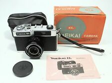Meikai EL Vintage Film Camera 50mm With MEIKORLENS Made in Japan NEW in BOX