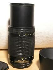 Nikon USA FX AF 70-300mm F4-5.6D ED Autofocus Full Frame & DX Camera Lens