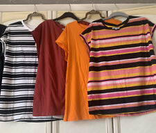 Job Lot Of 4 Capsule T Shirt Tops Size 18 BNWT