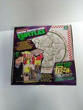 Teenage Mutant Ninja Turtles Pop Up Pizza Playset anchoa Alley (totalmente Nuevo)