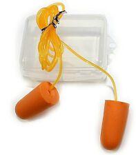 NEW Soft Ear Foam Ear Plugs Defenders Protectors Earplugs Sleeping Work Safety