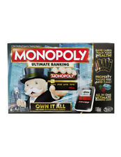 Board Games Monopoly Ultimate Banking