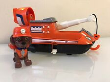 PAW Patrol Ultimate Rescue - Zuma's Hovercraft with Moving Propellers / Hook EUC