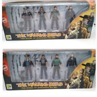 McFarlane The Walking Dead Rick Grimes 15th Anniversary Box Set Action Figures