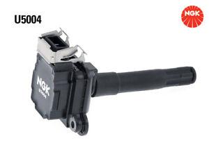 NGK Ignition Coil U5004 fits Audi A3 1.8 T (8L1) 110kw