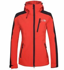 Chaqueta North Face Softshell Mujer - Waterproof Windproof Thermal Jacket
