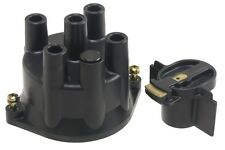 O.E. Replacement Distributor Cap & Rotor Kit fits 1989-1996 Nissan D21 240SX Pic