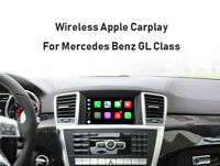 Wireless Apple Carplay Module Android auto For Mercedes Benz ML GL NTG 4.5