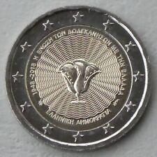 2 Euro Griechenland 2018 Dodekanes unz.