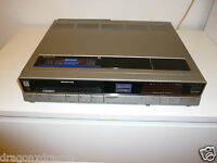 Sony SL-F30 Betamax Videorecorder DEFEKT Kassette stoppt nach einer Sekunde