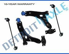 NEW 4pc Front Suspension Control Arm + Sway Bar Kit for Ford Focus BEFORE 4/4/04