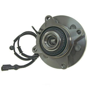Wheel Bearing and Hub Assembly Front Moog 515119 fits 09-10 Ford F-150