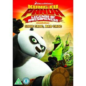 Kung Fu Panda Legends of Awesomeness DVD