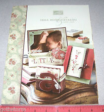 Stampin Up Idea Book & Catalog 2006-2007 Great Idea's for Cards & Page Lay outs