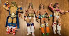 Ultimate Warrior Wwe Mattel Figure Lot