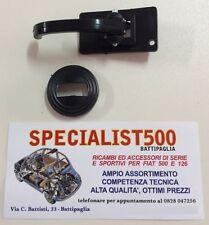 FIAT 500 F/L/R     MANIGLIA   APRIPORTA  INTERNA + ROSETTA