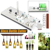 Glass Bottle Cutter Cutting Machine Tool Set Jar Wine Beer Recycle DIY Craft