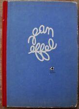 Jean Effel Adam in Edem Drawing graphic Humour Polish album 1957