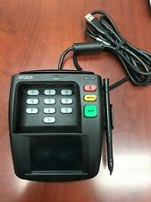 Idtech Idfa-3153-1M Rev.A Sign&Pay Credit Card Payment Terminal Touch Screen