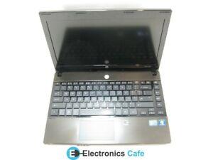 "HP 4320s 14.2"" Laptop 2.13 GHz i3-M 330 4GB RAM (Grade C No Battery, Webcam)"