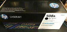CF360A 508A Genuine HP BLACK Toner Color LaserJet - BRAND NEW - SAVE $$$