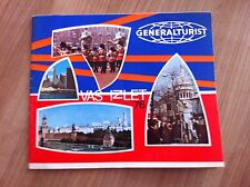 EXTRA RARRE- CROATIA- GENERALTURIST- TRAVEL AGENCY 1976- YOUR TRIP 1976 !!!